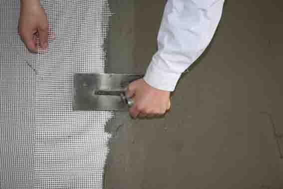 聚合物砂漿施工