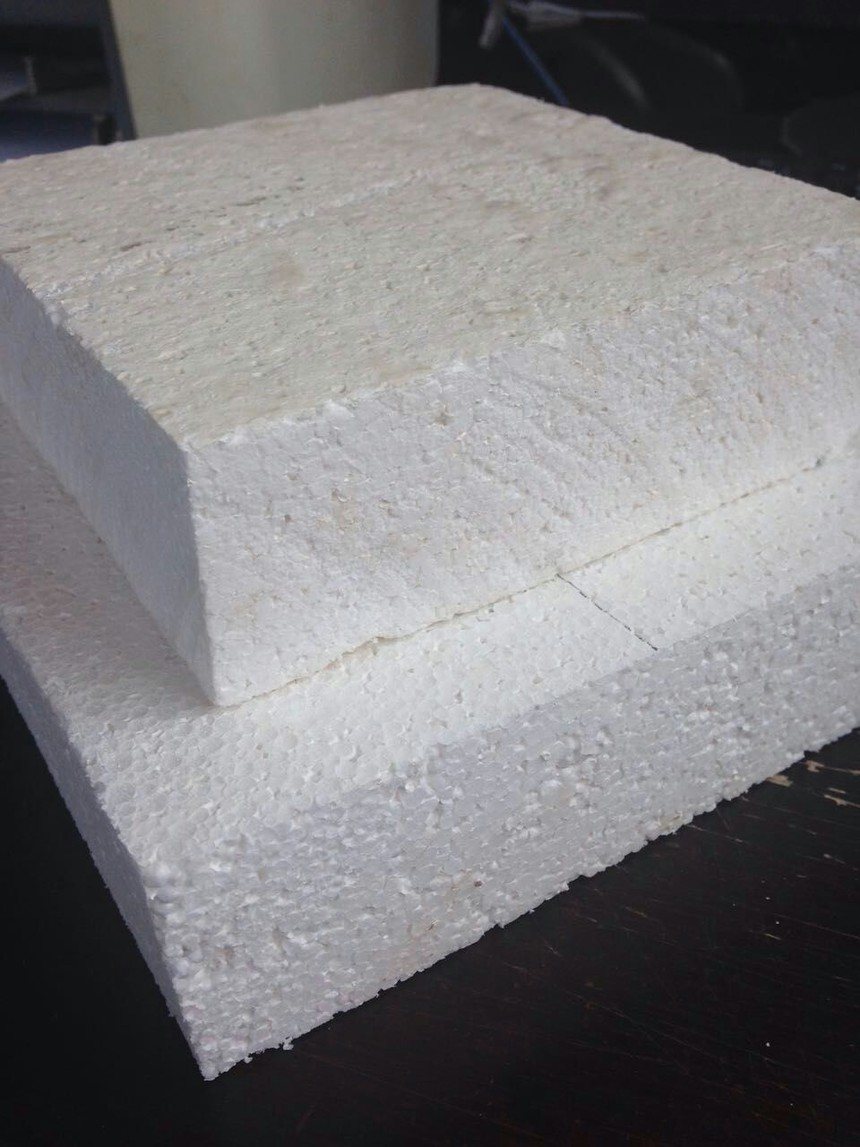 矽質聚笨板