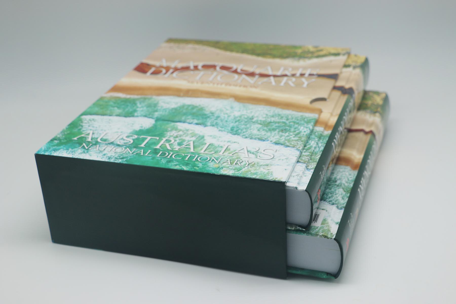 国外双本书盒套装印刷-?#26469;?#21360;刷