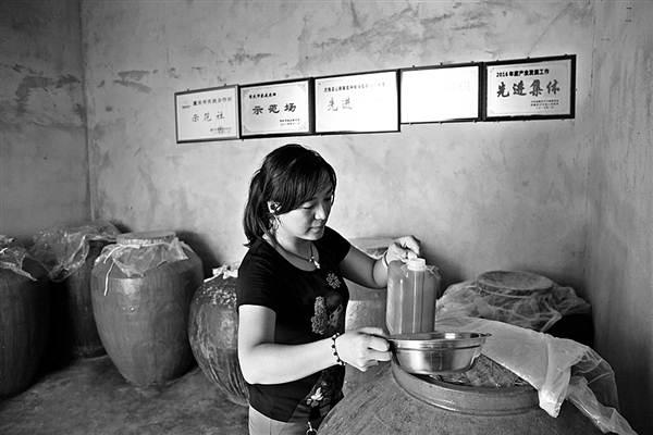 重庆农经ㅣ先采摘后酿酒 他的葡萄不愁销