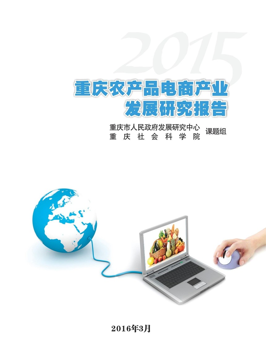 农业报告ㅣ2015年重庆农产品电商产业发展研究报告