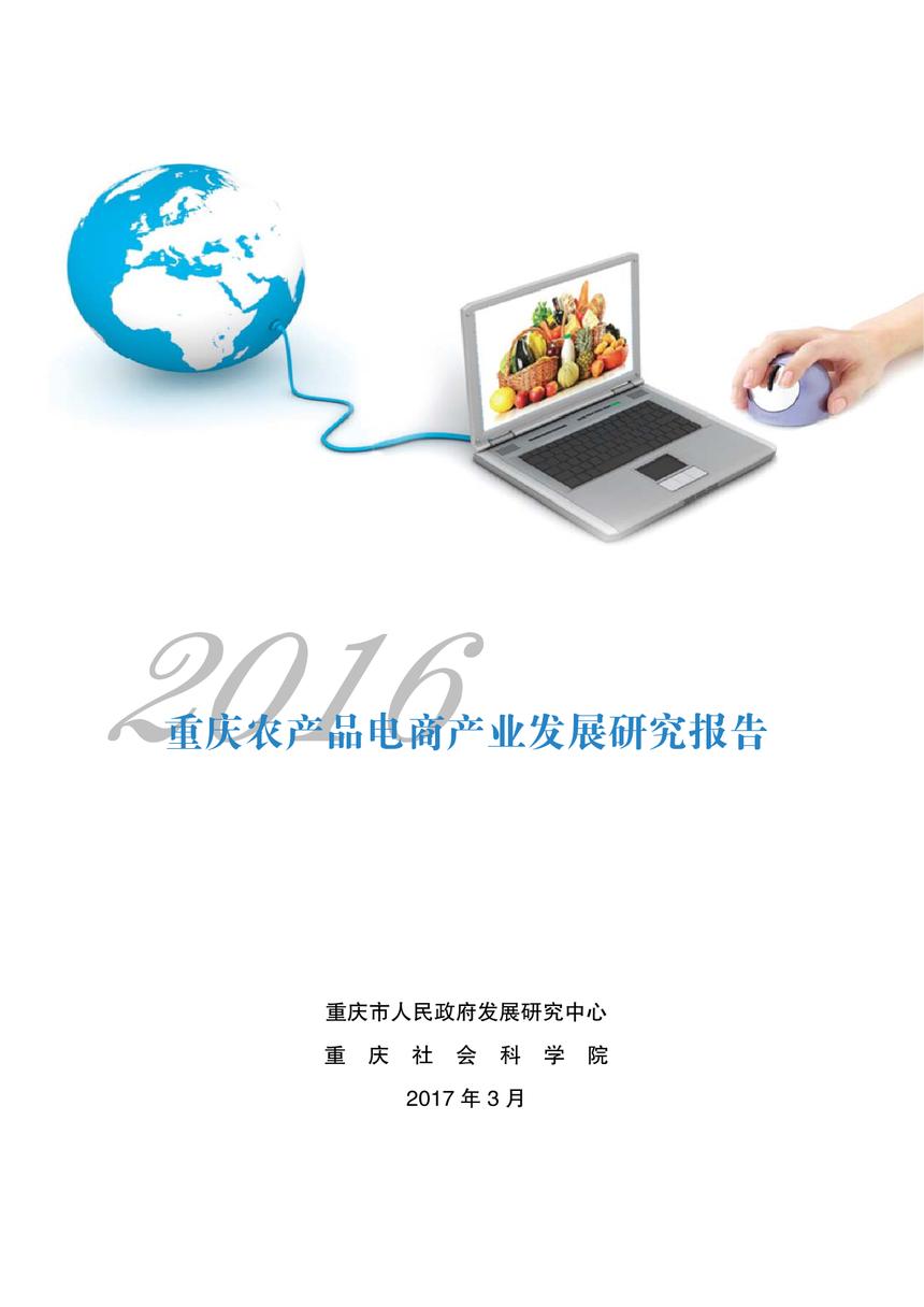 农业报告ㅣ2016年重庆农产品电商产业发展研究报告