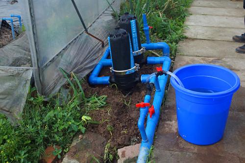 图片4、水肥一体化小型首部系统