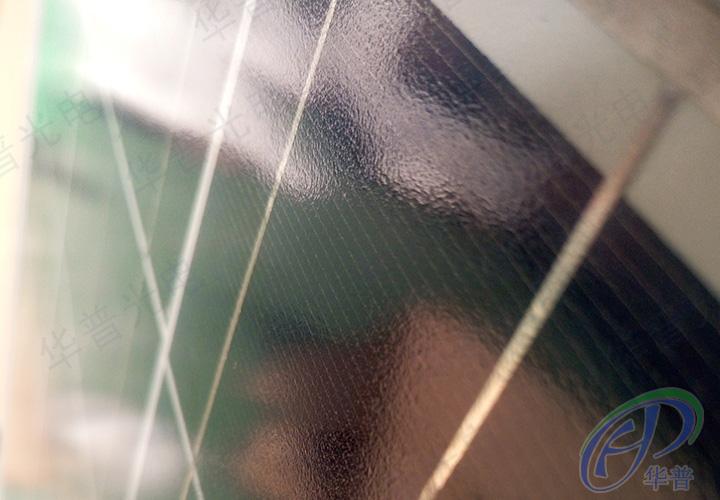 太阳能电池板细节写真实拍高清图片