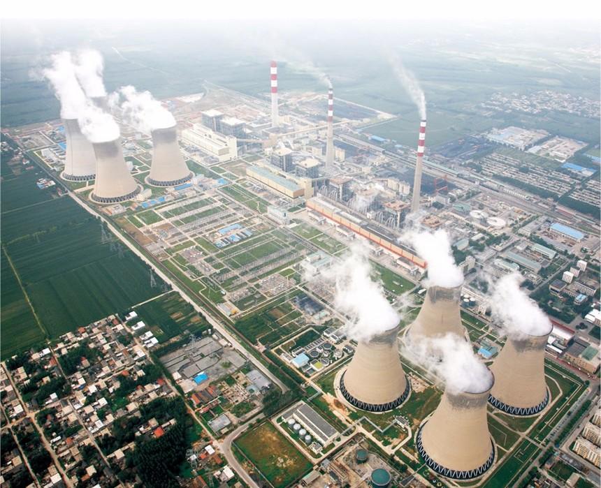 电厂一期设备、管道安装及防腐保温工程.jpg