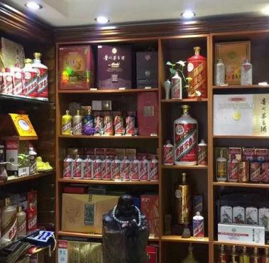 春节来临深圳烟酒回收工作迎来旺季