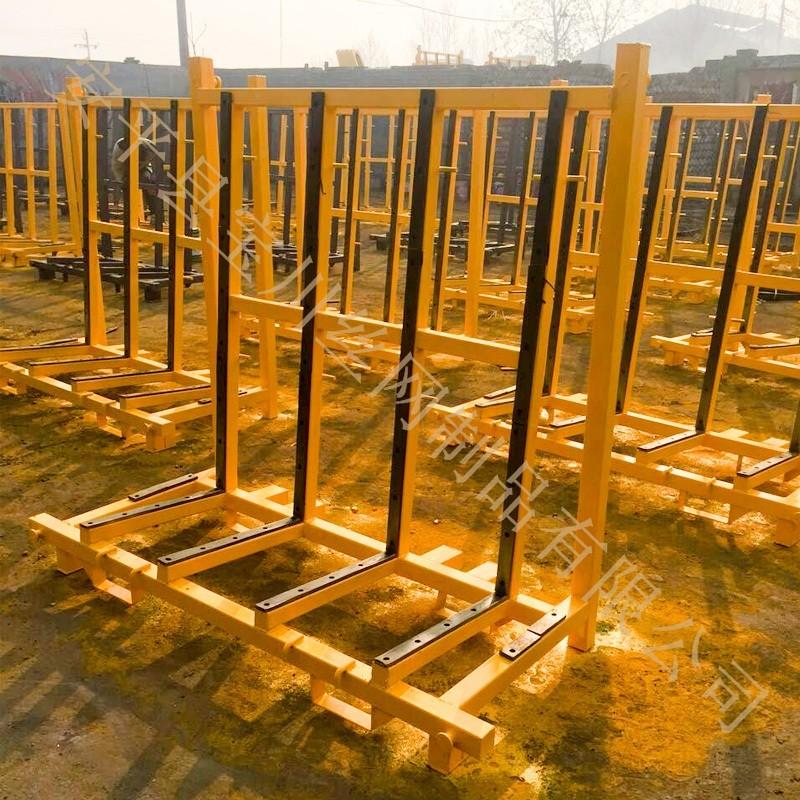 厂家直销玻璃存放架 可移动玻璃搬运架 喷塑玻璃存储架