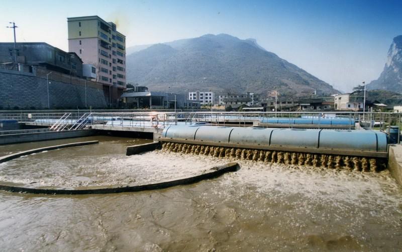城镇排水与污水处理