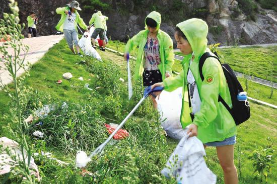 天津市启动四项环保专项行动