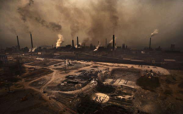 工业环境污染