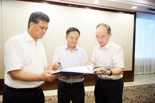 中国地质调查局局长钟自然
