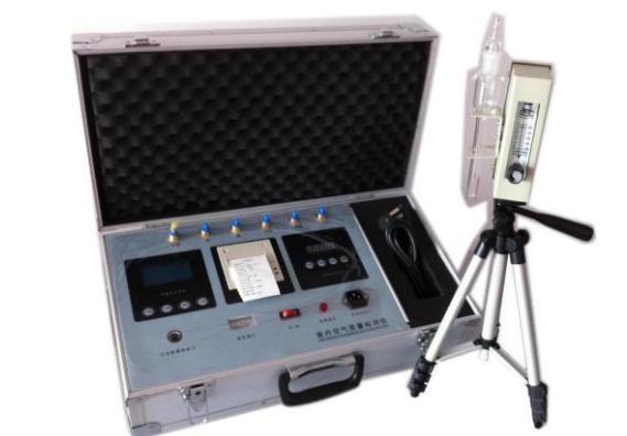 专业的甲醛检测设备