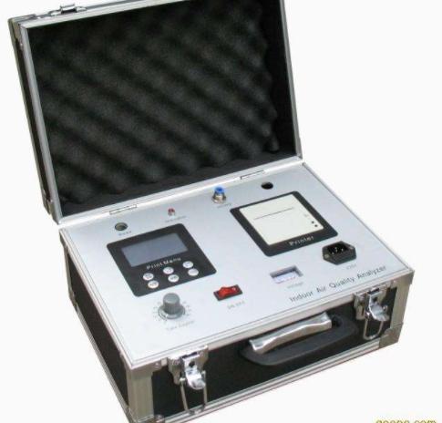 专业甲醛检测设备