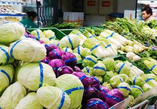 果蔬测出含甲醛