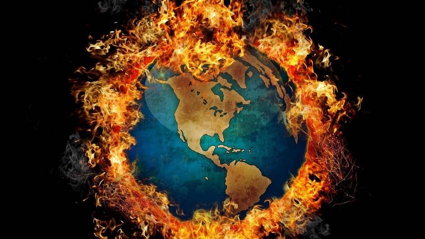 全球气候变暖