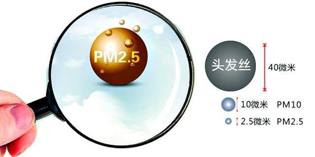 大气污染物PM2.5