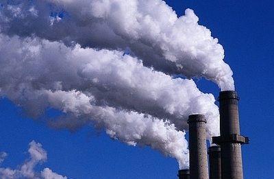 气体污染物