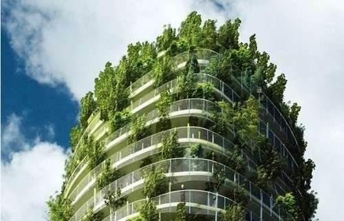 绿色节能建筑