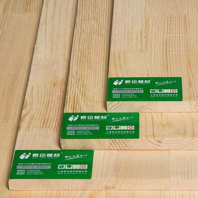 使用无甲醛胶水的实木指接板