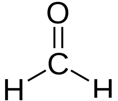 甲醛分子式
