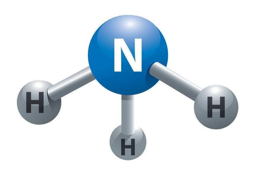 氨的分子式