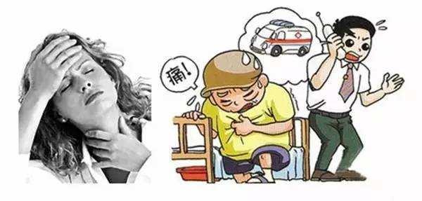 附图:甲醛中毒症状