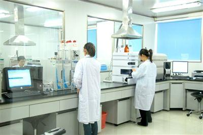 附图:CMA检测实验室