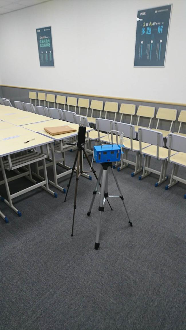 平分线教育-甲醛检测