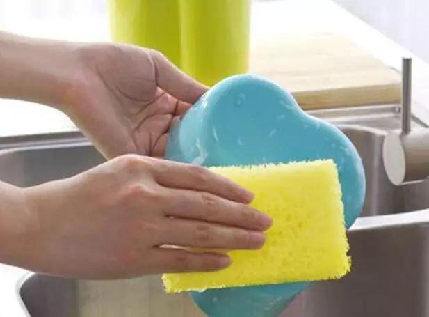附图:洗碗布