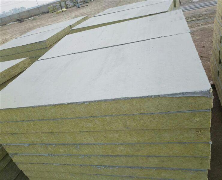 岩棉复合板一立方多少钱
