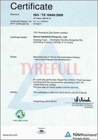 ISO TS16949 (INTERNATIONAL)