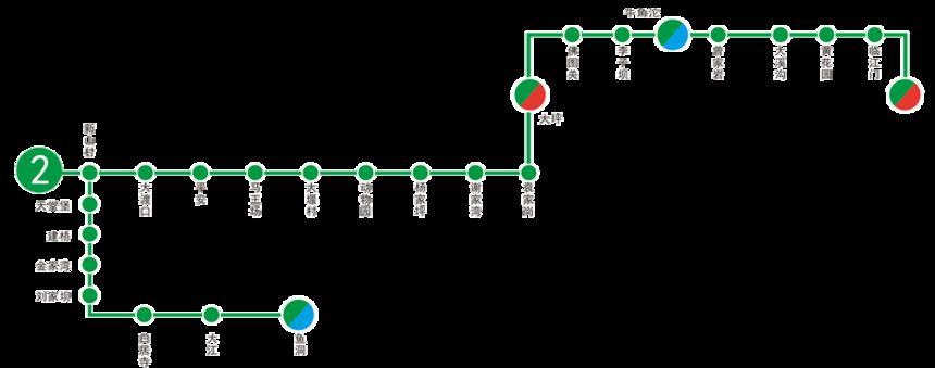 重庆轻轨广告2号线路图.png