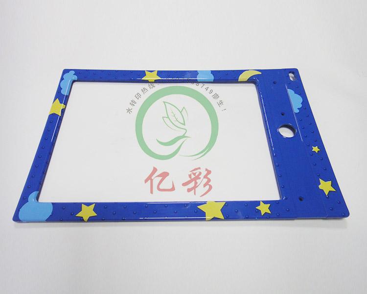 深圳热转印 水贴纸加工 供应喷油、水转印加工