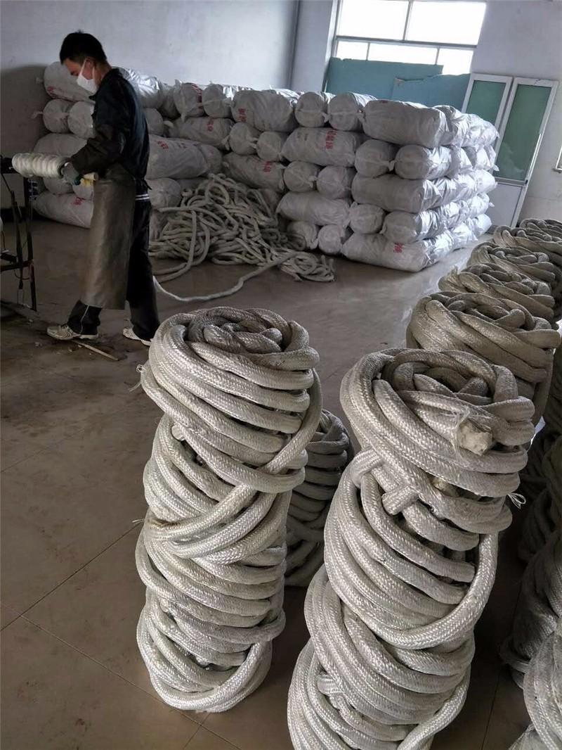 硅酸铝绳的产品构成