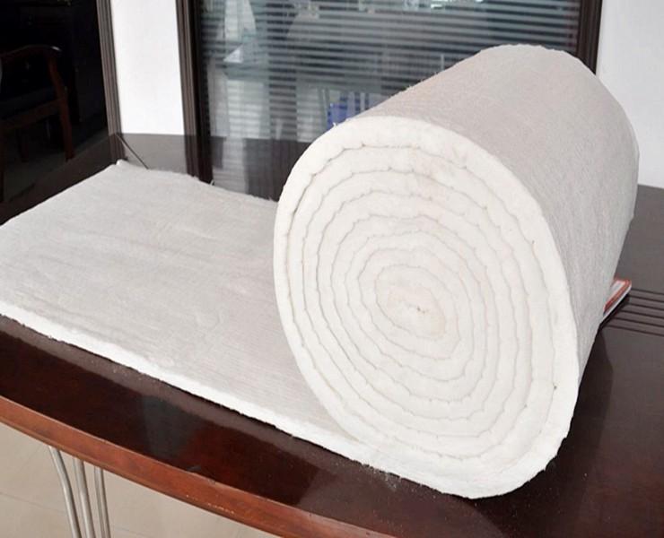硅酸铝针针刺毯