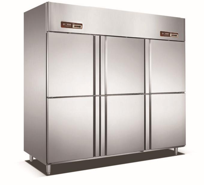 六门冷藏商用厨房冰箱.png