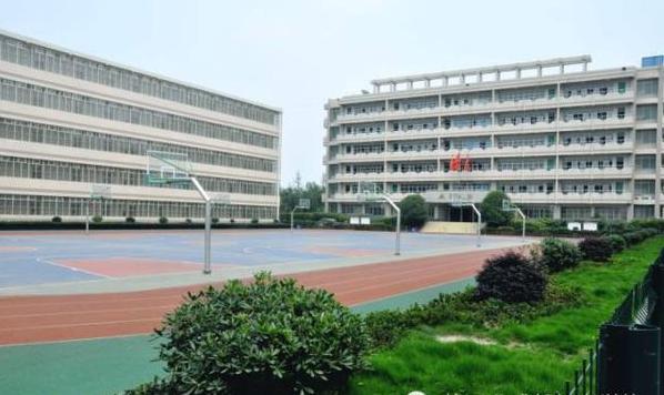 核工业成都机电学校教学楼