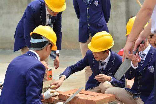 建筑工程技术专业(含工程造价)学生风采