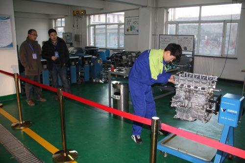 核工业成都机电学校汽修专业2019年招生简章
