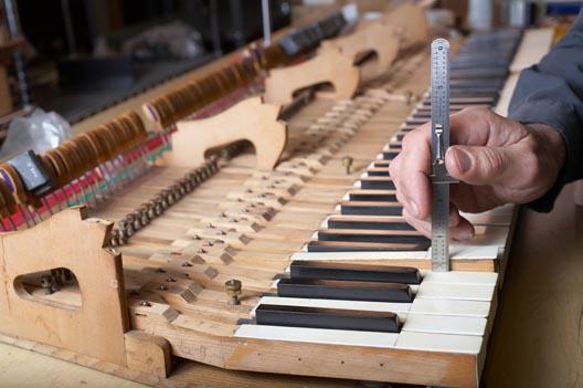 维护数码钢琴的技巧1