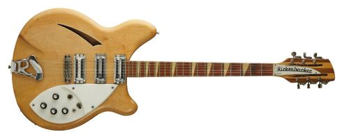 Rickenbacker吉他