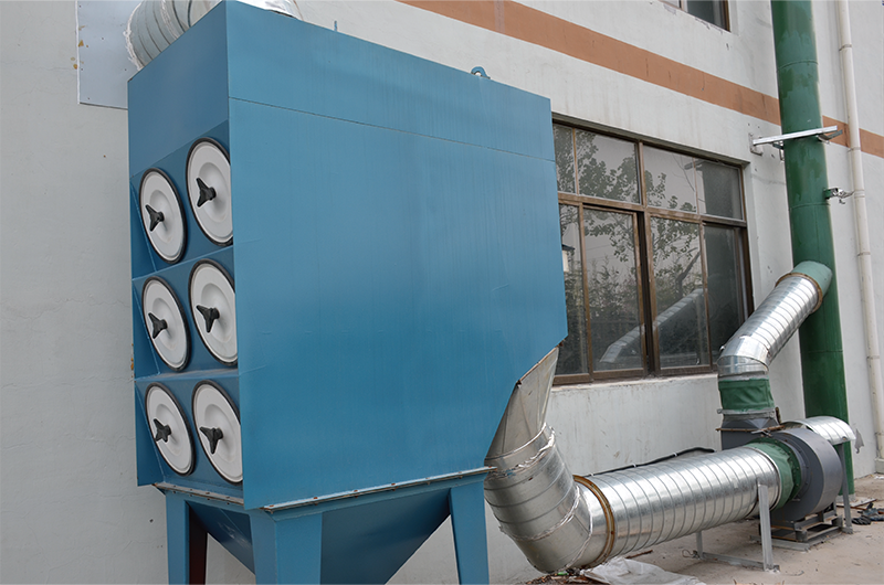 金属有限公司旱烟处理装置.png