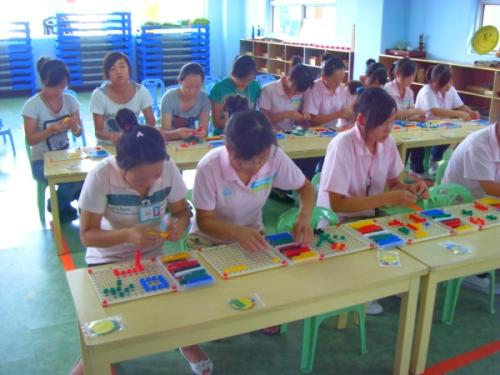 成都幼儿师范学校关注学生多种多样的发展