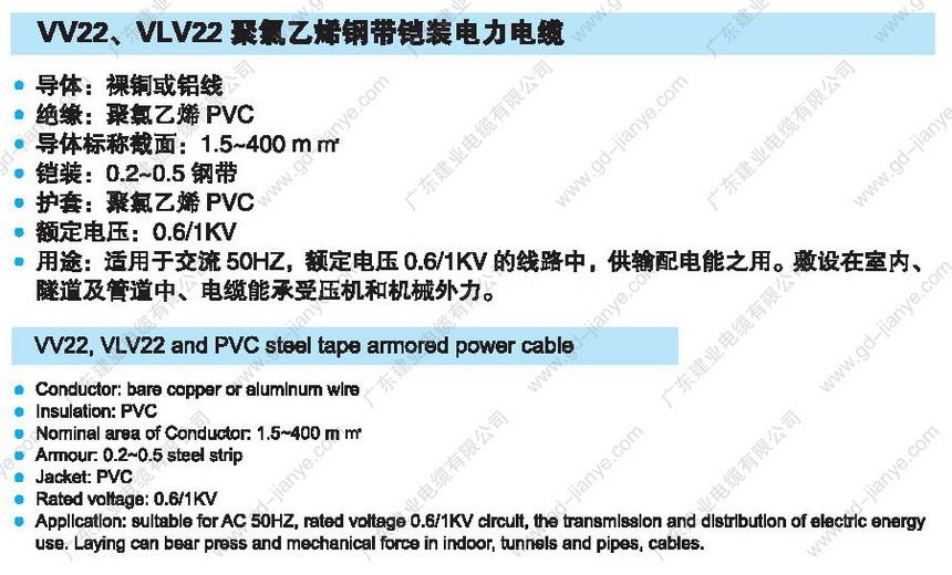 VV22、VLV22聚氯乙烯钢带铠装电力电缆2.jpg