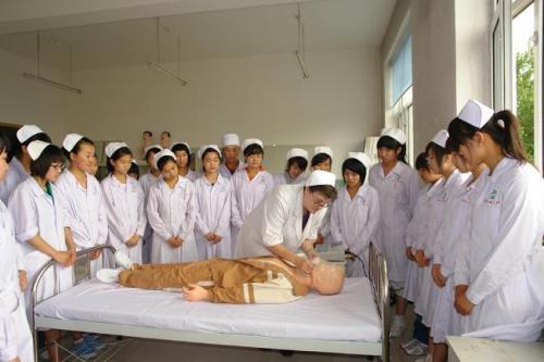 涉外护理专业展示