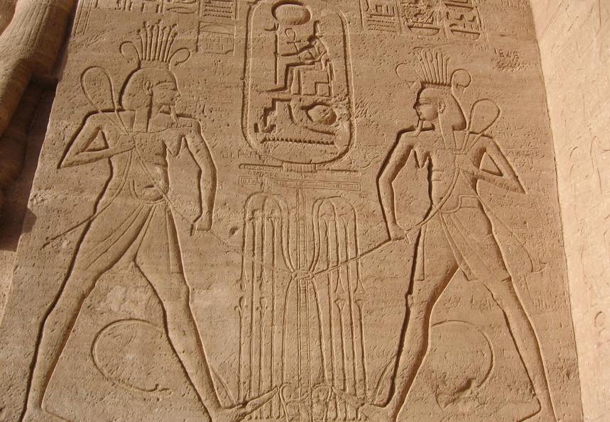千图网-古埃及的石刻画.jpg