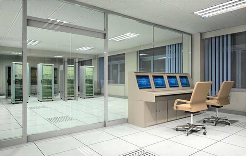 网络机房和安保机房工程