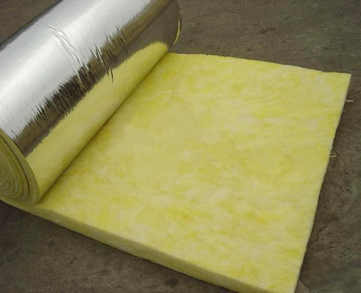 铝箔玻璃棉毡