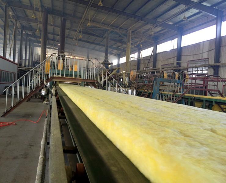 玻璃棉毡厂家