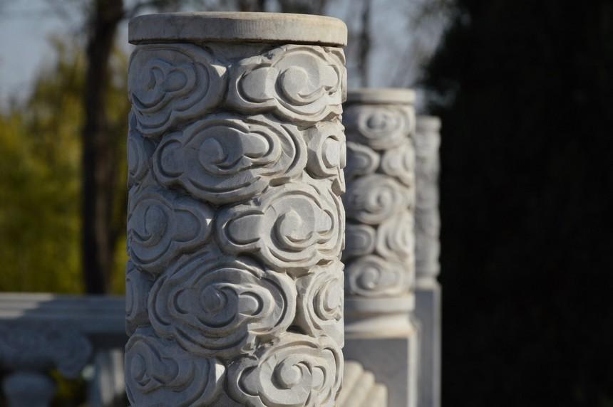 石牌坊制作厂家,质优价廉-固强青石板材